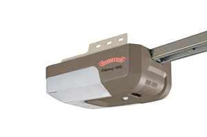 odyssey opener, quiet, reliable, residential opener, garage door opener